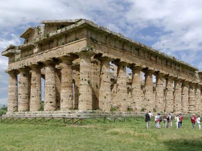 Paestum, Tempio di Era