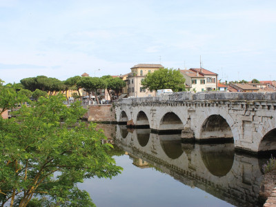 Rimini - Ponte di Augusto e Tiberio