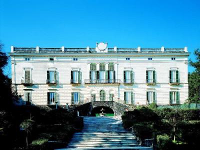 Museo Duca di Martina, Villa Floridiana