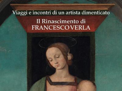 Francesco Verla, Madonna con Gesu Bambino in trono tra i Santi Antoni