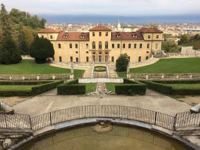 Villa della Regina, panorama dal Belvedere