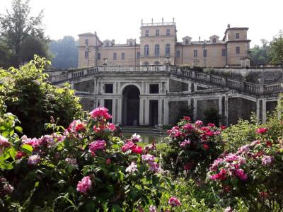 Villa della Regina - i giardini