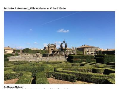 Locandina Villa Lante_Incontro del 26 aprile 2018