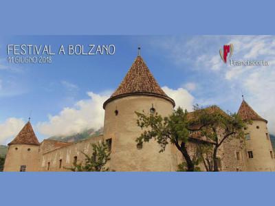 Festival Franciacorta a Bolzano