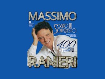 """Massimo Ranieri """"Sogno e Son Desto 400 volte"""""""