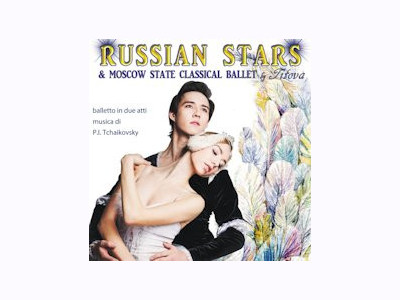 Russian Stars - Il lago dei cigni