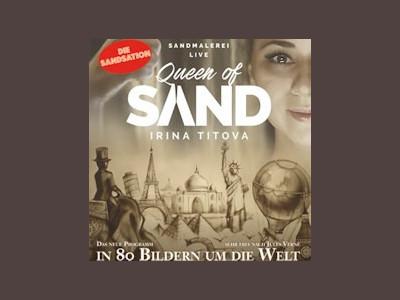 Queen of Sand - In 80 Bildern um die Welt