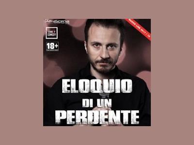 Giorgio Montanini-Eloquio di un perdente