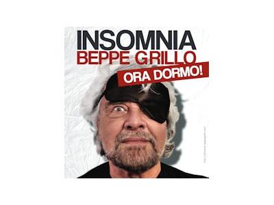 Beppe Grillo - Insomnia Ora Dormo