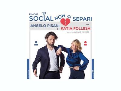 Angelo Pisani e Katia Follesa