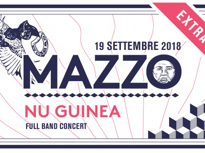 MAZZO EXTRA FEST - NU GUINEA live band