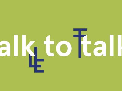 COLLETTIVA / TALK TO TALK