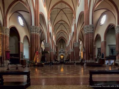 BASILICA DI SAN PETRONIO E ARCHIVIO MUSICALE/ ST. PETRONIO'S BASILICA AND MUSICAL ARCHIVE (10€/5€ rid)