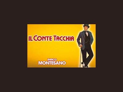 Enrico Montesano in ''Il Conte Tacchia''