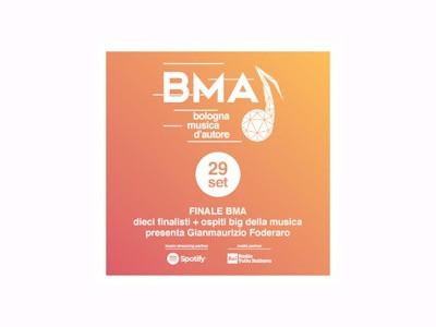 BMA - BOLOGNA MUSICA D'AUTORE