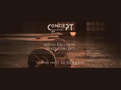 Inaugurazione e presentazione ConcePT Gym