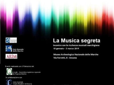 La Musica segreta inaugurazione