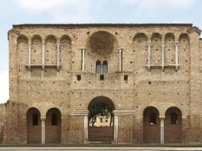 Il cosiddetto Palazzo di Teodorico a Ravenna