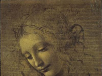 Leonardo - Scapigliata