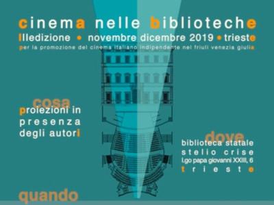 Cinema nelle Biblioteche 2019