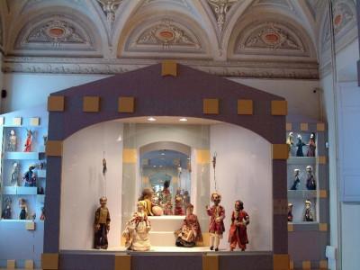 """Parma, Castello dei Burattini - Museo """"G. Ferrari"""""""