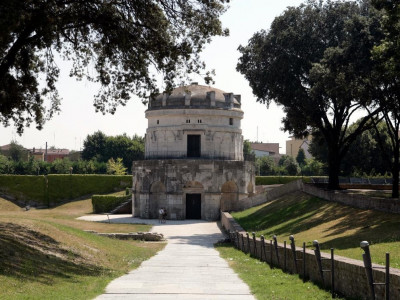 Ravenna, Mausoleo di Teodorico