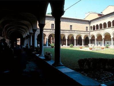 Ravenna, Centro Dantesco dei Frati Minori Conventuali
