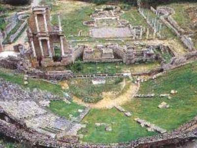 Volterra, AREE ARCHEOLOGICHE DI VOLTERRA