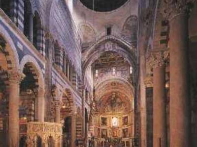 Pisa, CATTEDRALE DI SANTA MARIA