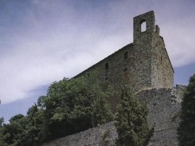 Cortona, FORTEZZA MEDICEA DEL GIRIFALCO