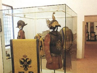 Siena, MUSEO DELLA CONTRADA DELL'AQUILA
