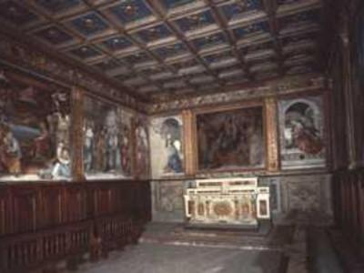 Siena, ORATORIO DI SAN BERNARDINO E MUSEO DIOCESANO DI ARTE SACRA