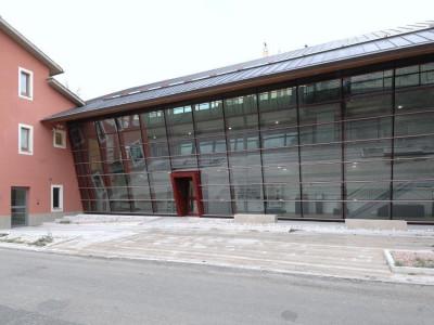 Museo Archeologico Colfiorito (MAC). Esterno Fedeli, Marcello; jpg; 2126 pixels; 1417 pixels