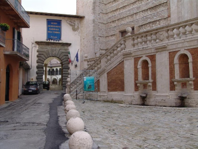 Museo Archeologico Nazionale. Ingresso. Giorgetti, Alessio/ Castignani, Sante/ Tatge, George; jpg; 3264 pixels; 2448 pixels