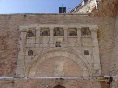 Rocca Paolina, porta Marzia. Bovini, Mirko; jpg; 576 pixels; 768 pixels