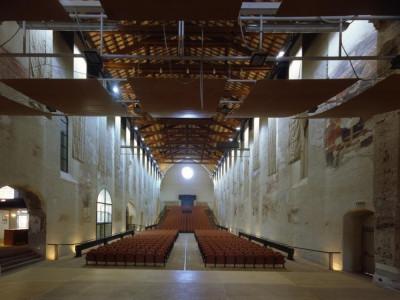 Auditorium San Domenico. Interno. La sala. Ficola, Paolo; jpg; 768 pixels; 620 pixels