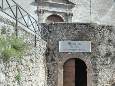 "Museo ""Le Mummie di Ferentillo"". Ingresso Fedeli, Marcello; jpg; 1417 pixels; 2126 pixels"