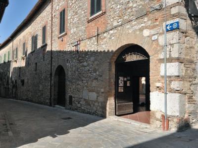 Museo dell'Opera di Guido Calori. Esterno. jpg; 2126 pixels; 1417 pixels