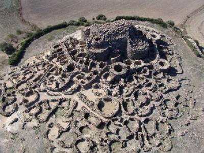 """Barumini, Area Archeologica """"Su Nuraxi"""""""