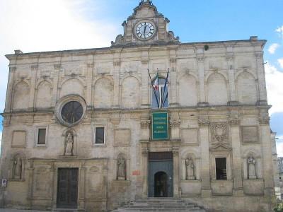 Matera, Palazzo Lanfranchi