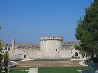 Matera, Castello Tramontano
