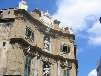 Piazza Quattro Canti