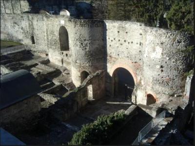 Torino, Aree archeologiche di Susa