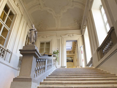 Immagine descrittiva - http://www.palazzomazzetti.com/wp-content/uploads/2013/04/Scalone_dal_Basso.jpg