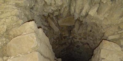 Particolare dell'acquedotto romano