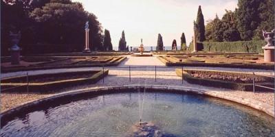 Trieste, Parco del Castello di Miramare