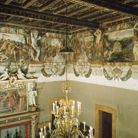 Palazzo Magnani, the collection of ancient art, modern and contemporary Unicredit (ex Rolo Banca 1473) includes masterpieces dating from between the sixteenth and twenty-first century, including D. Dossi, L. Carracci, Guercino, GM Crespi...