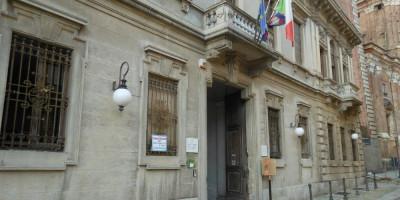 Museo Faraggiana Ferrandi - Ingresso museo di Storia Naturale