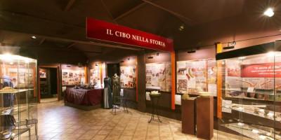 Il Museo del Gusto, La storia del Cibo