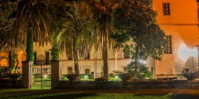 giardino del Museo Asproni
